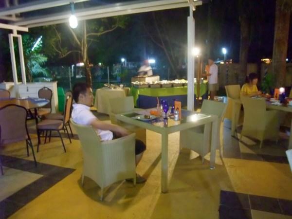 Harris Resort Dinner