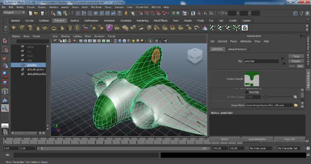 興趣是支持夢想的原動力-巨匠電腦學員陳至偉學習3DMaya