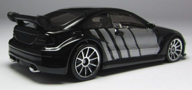 The lamley group model of the day hot wheels 2006 fe amg for Hot wheels mercedes benz