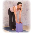 Yoga blocks at yogadirect.com