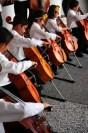 Muestra musical del Ensamble Infantil de Violonchelo