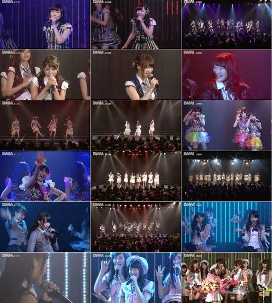 "(LIVE)(公演) NMB48 チームM ""RESET"" 三浦亜莉沙 卒業公演 150316"