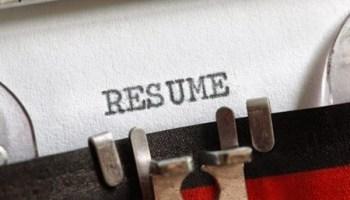resume kerja