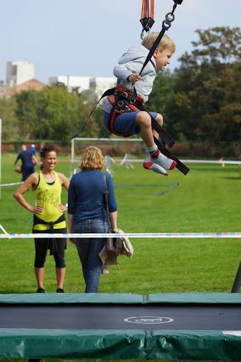 salto trampoline