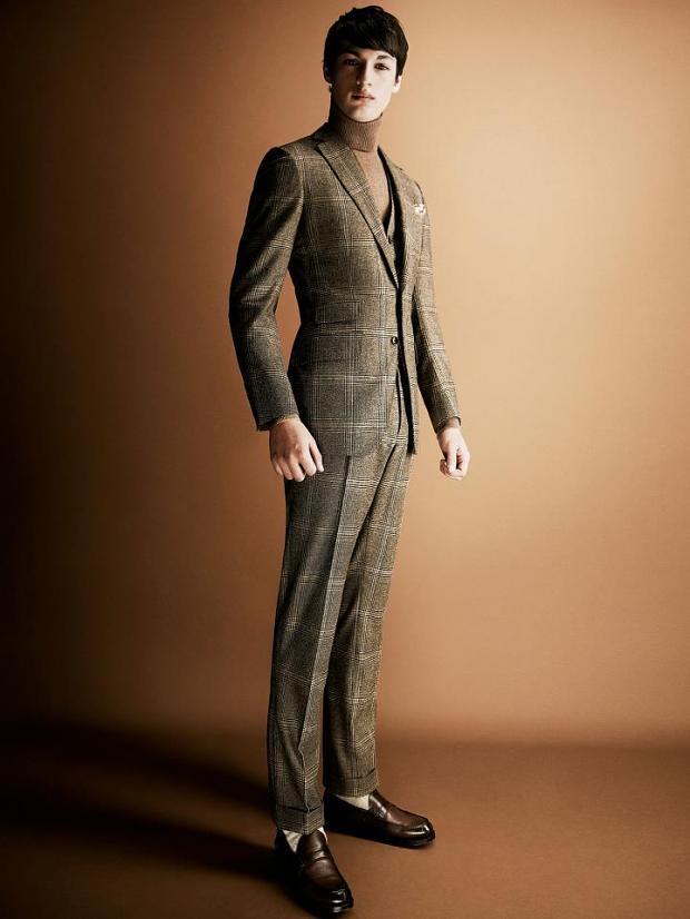 *Tom Ford男性最高指標2013AW形象:展現奢華復古紳士魅力 10