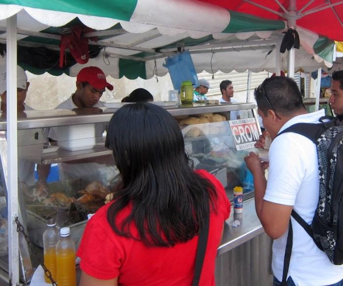 breakfast place in Playa del Carmen