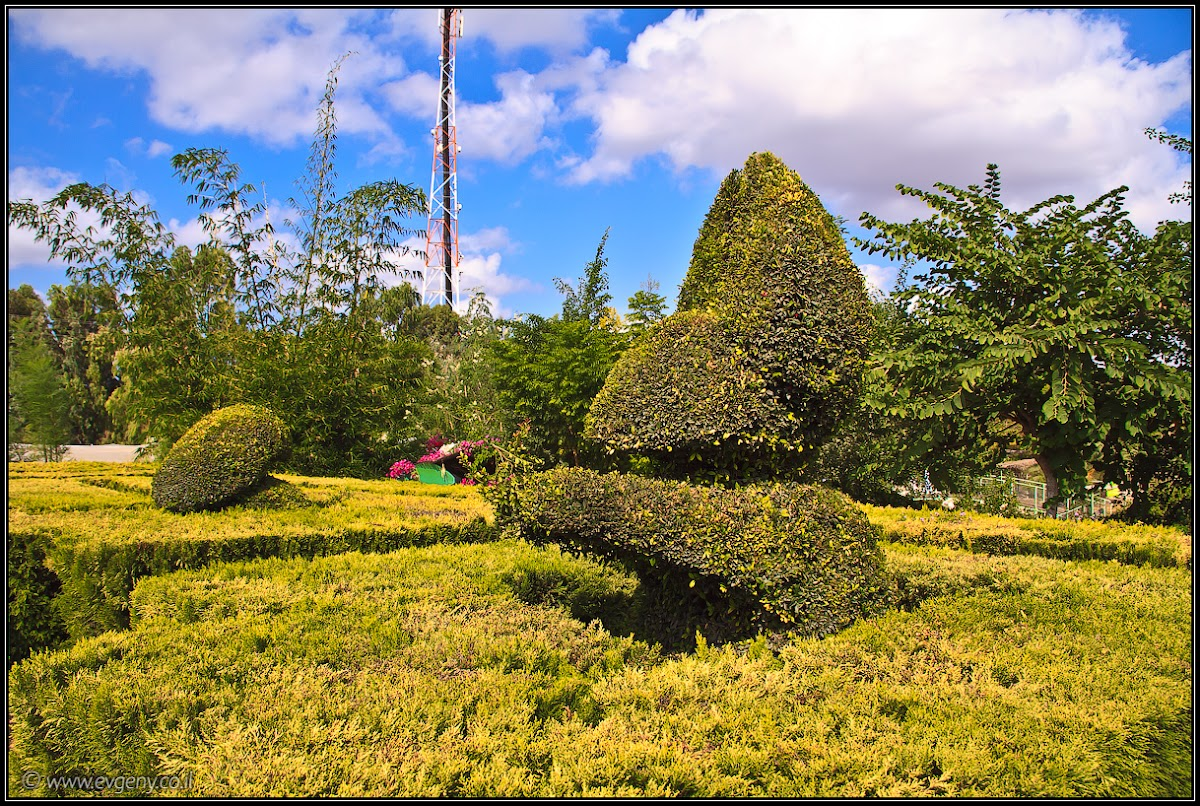 парк Утопия | park Utopia | פארק אוטופיה