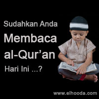 Sudahkah Anda Membaca al-Qur'an Hari Ini?