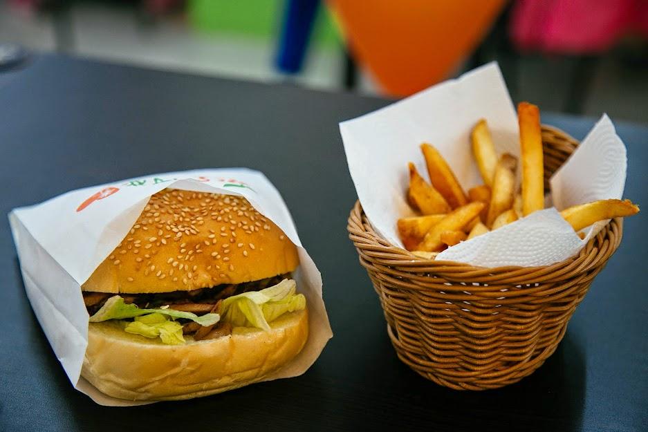 素食早餐 新北市 得來素蔬食連鎖餐飲 新北市第一間連鎖 - kevinu 的部落格 - udn部落格