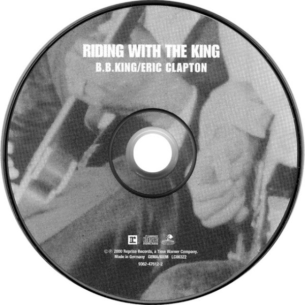 Conocimiento Corner: Riding With the King [B.B. King ...