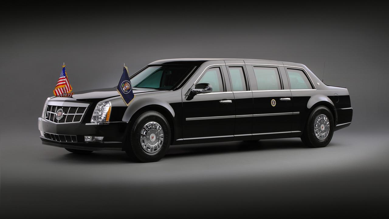 Us Presidents Black