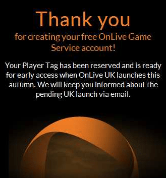 OnLive launching in the UK