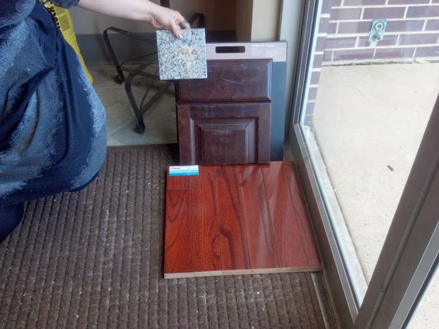 I Scratched My Hardwood Floor