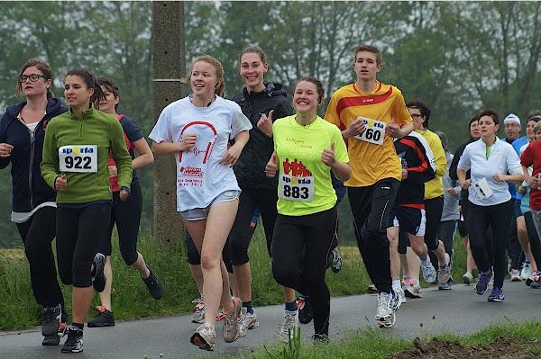 Dwars door de Zilten 2013 - 3,5 km - Amabel Vanderhaeghe