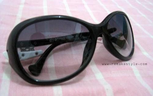 Stylish and Useful Firmoo Sunglasses | Women's Full Frame Wrap Around Plastic Sunglasses (#OTO2503)