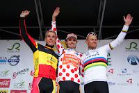 podium 2e Natourcriterium Roeselare
