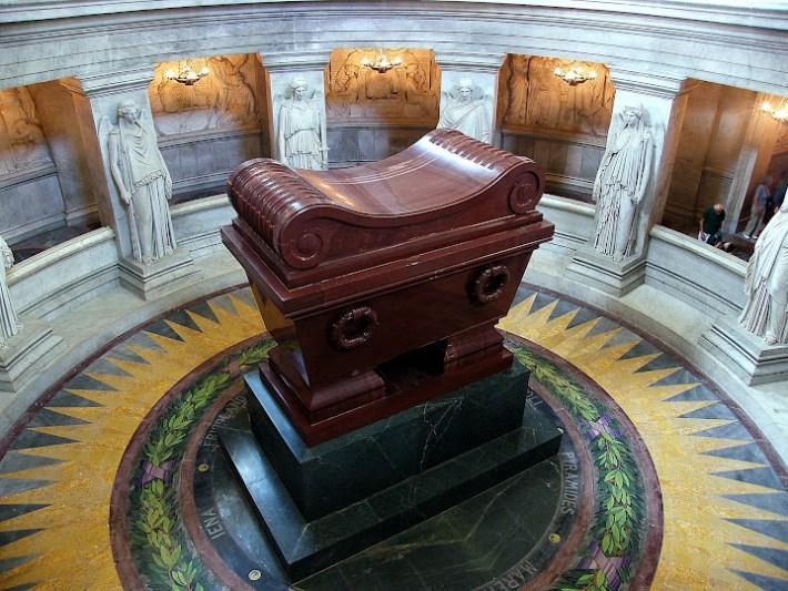 Qué ver en París en un fin de semana; tumba de Napoleón