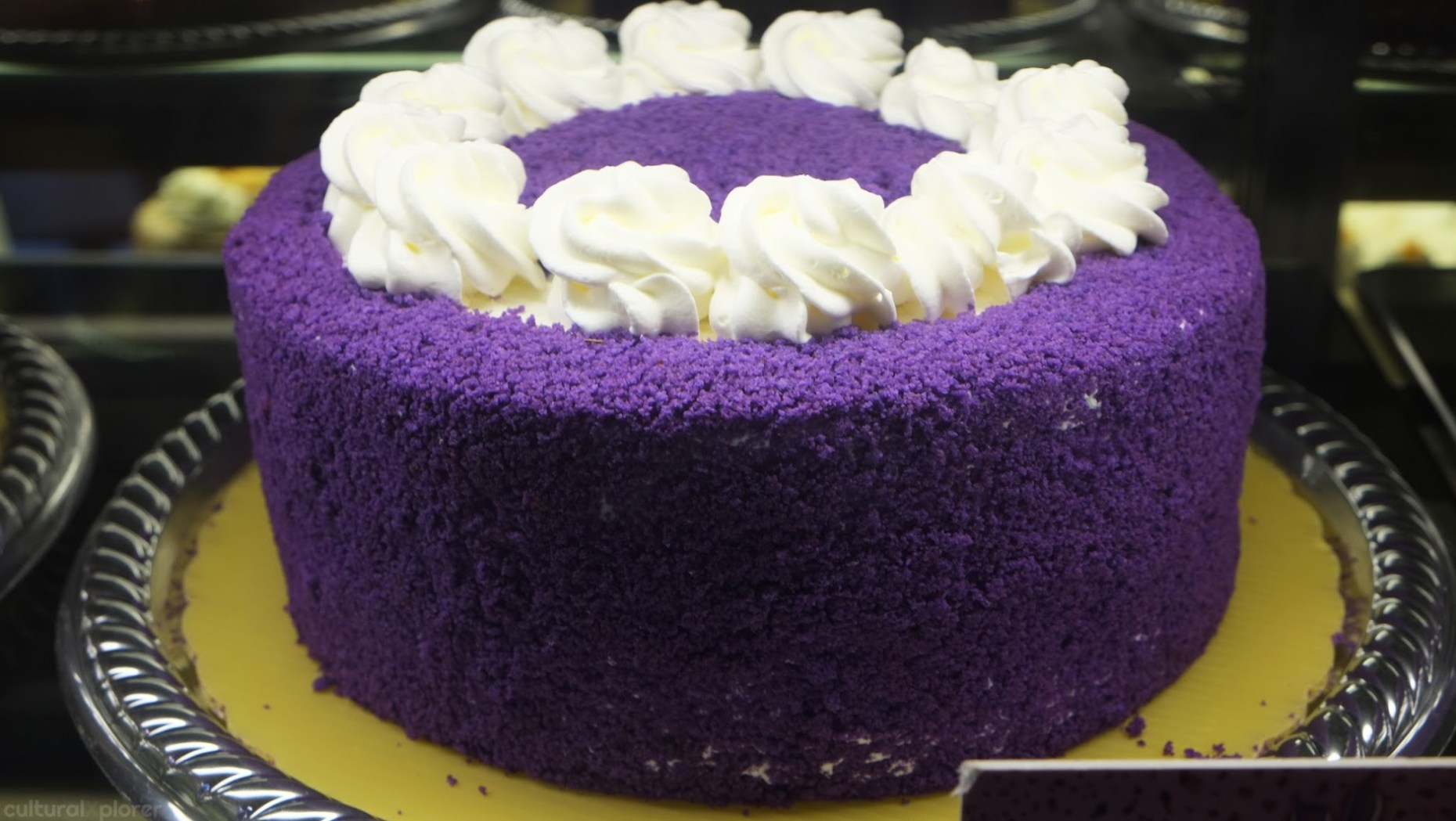 Ube Overload Red Ribbon Bakeshop