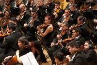 Al final del primer concierto el Preludio de Tristán e Isolda, de Wagner, fue el bis que los músicos interpretaron