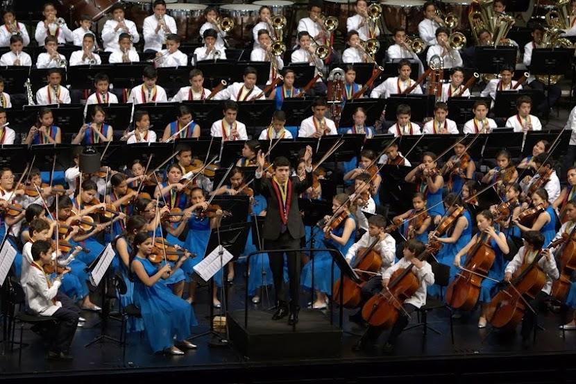 National Children's Orchestra of Venezuela