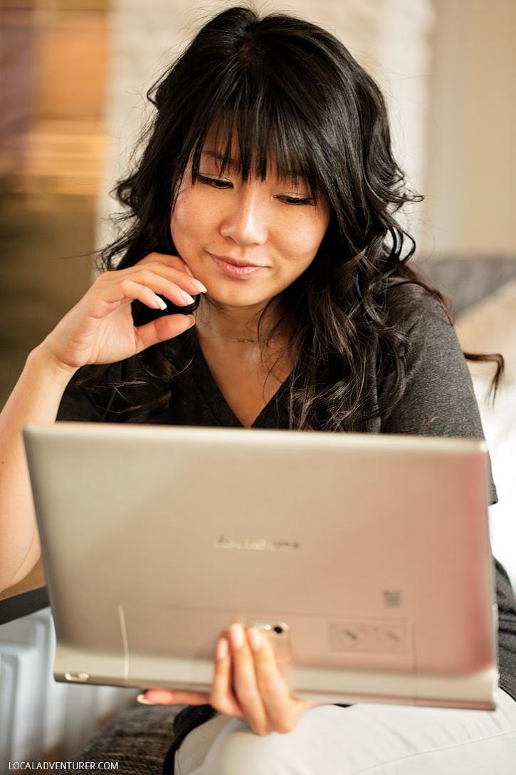 Lenovo Yoga Tablet 2 Pro Review.