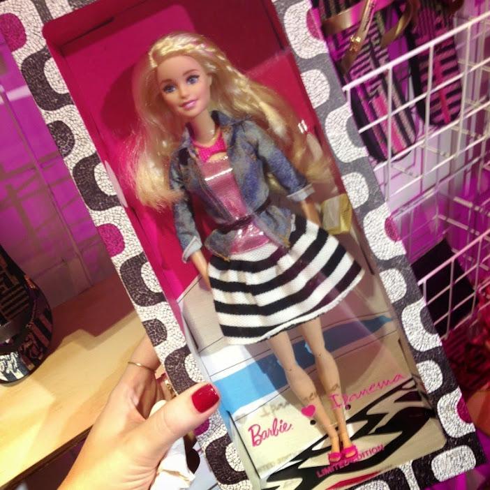 Evento: Barbie Ipanema