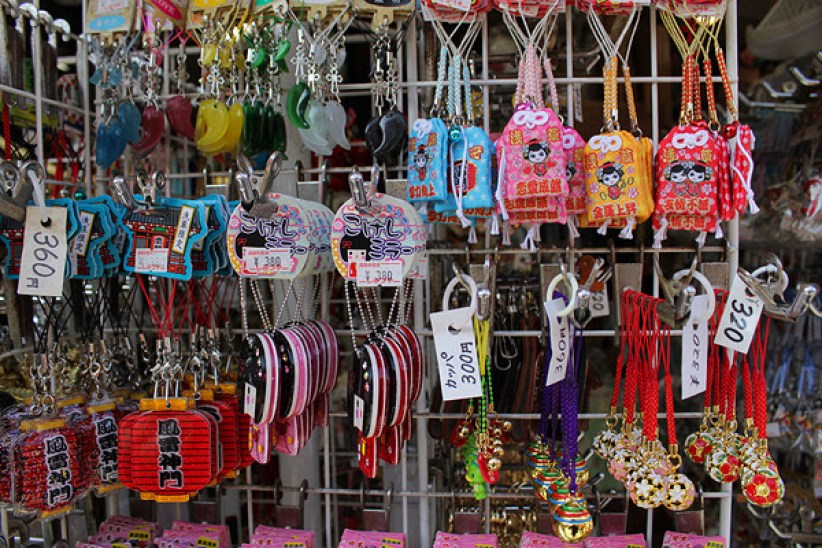 japan cute trinkets, japanese souvenirs, asakusa souvenirs, what to buy in japan