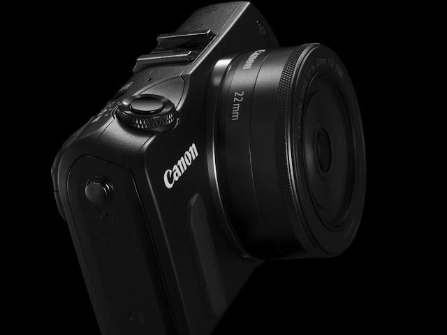Canon ミラーレス EOS M
