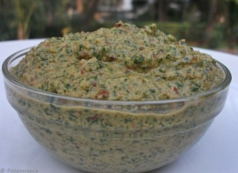 minty coconut chutney recipe