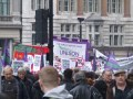 Edinburgh joins thousands in London to say NO to cuts