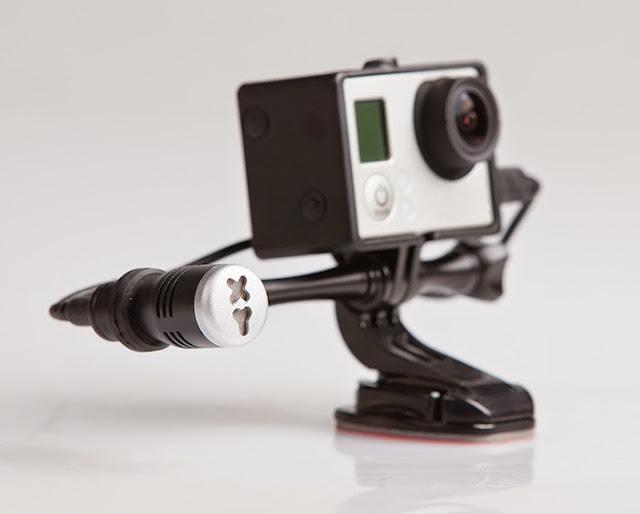 GoPro用マイク iGoMic