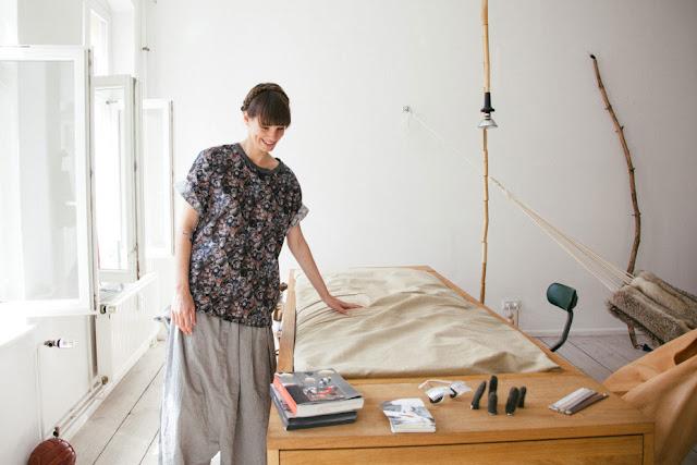 #工作桌就是我的美夢好床:德國人空間設計的巧思 5