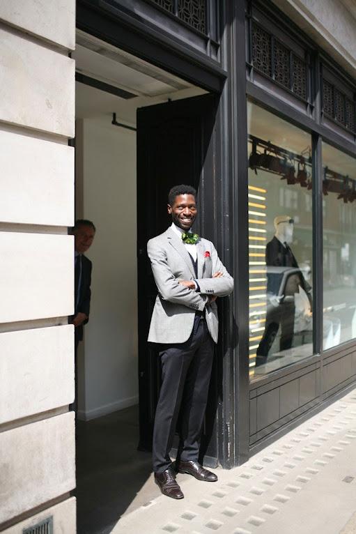 *英國倫敦時裝周場外街拍:攝影師Kuba Dabrowski捕捉街頭英倫紳士! 9