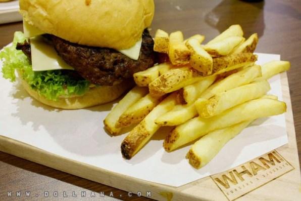 Wham Burgers and Sausages SM North EDSA The Block Quezon City