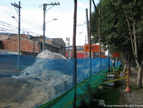 Obras Humedal Santa Maria del Lago