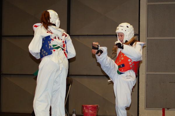 Open West-Vlaams Kampioenschap Kyorugi, taekwondo Roeselare