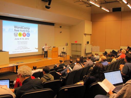 WordCamp NYC 2012 kickoff