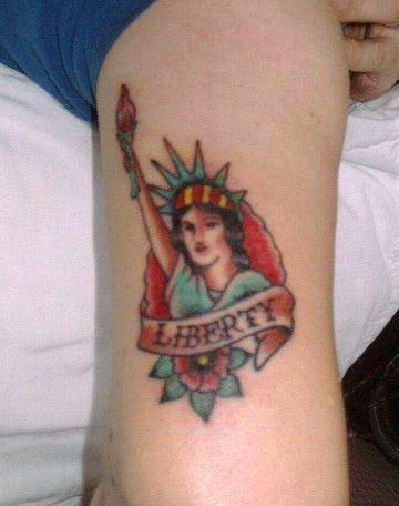 Liberty Tattoos