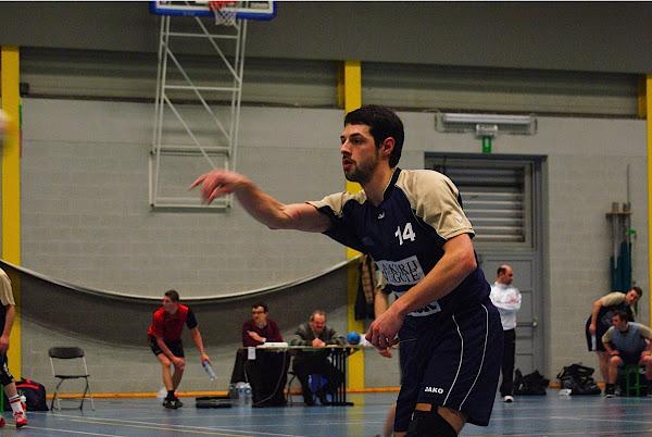 speler handbal Roeselare