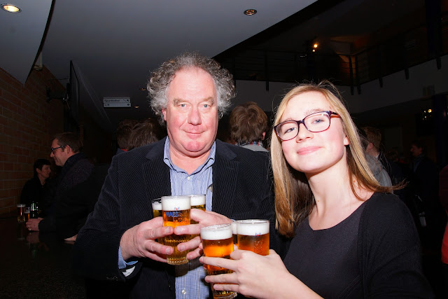 De familie Vandoorne klinkt op de zoveelste prijs van Stoffel