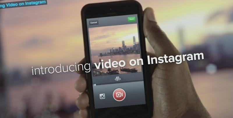 Instagram llega al video