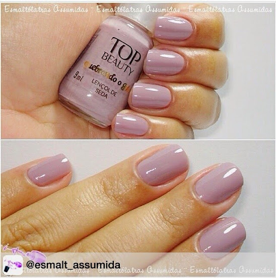 Esmaltes Nude mais bonitos - Top Beauty