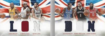 12/13 Preferred London Book Card