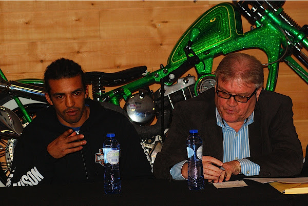 Persconferentie boksen Roeselare