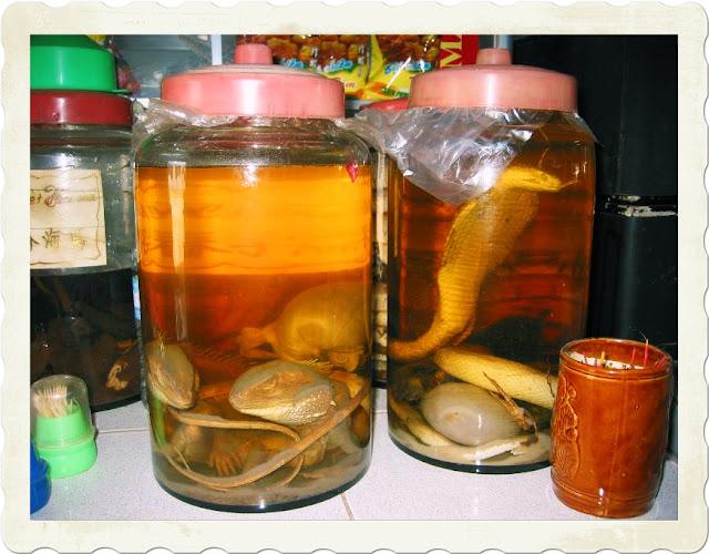 Snake Wine,Scorpion in bottel