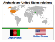Afghanistan - United States Relations