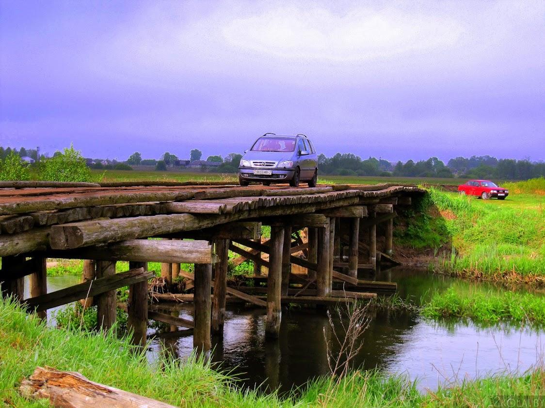 мост праз р. Уша