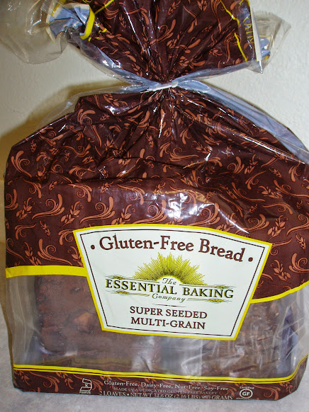 Gluten Free bread: our top 3 commercial brand favorites (2/3)