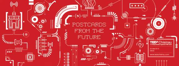 TEDx Postcards from the future