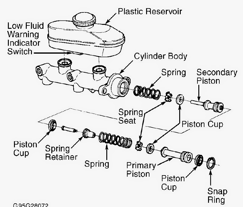 2000 cadillac deville parts diagram